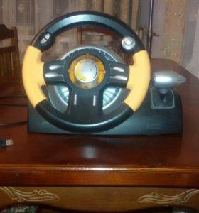 Игровой руль Speed Sheel 3 MT