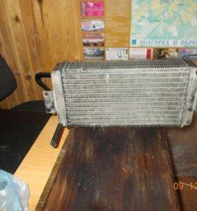 Радиатор для печки Маз