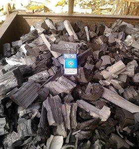 Уголь древесный березовый