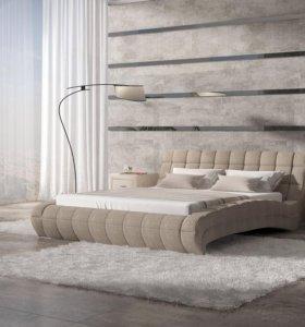 Мягка кровать Milano 1400х2000