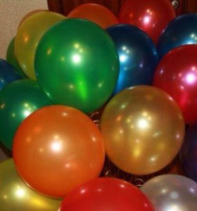 Воздушный гелиевый шар