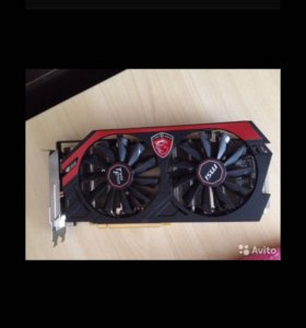 видеокарта MSI GeForce GTX 770