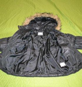 Куртка искусственный мех