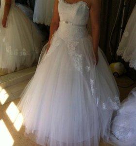 Свадебное платье (Италия)
