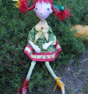 Куклы ручной работы изготовлю на заказ