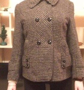 Пальто укорочённое