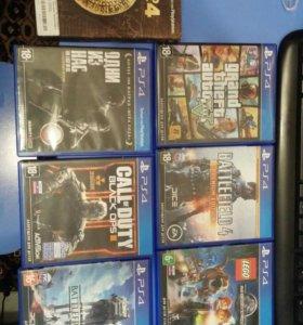 Игры для Playstation 4(Продам или обменяю)