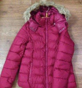 Куртка для девочки 13-14 лет