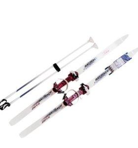 Лыжи для школы (1-4 класс) Детские лыжи