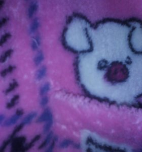 Пижамка теплая