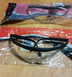 Очки защитные Safety Glasses