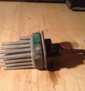 Резистор отопителя Опель Астра H 6592290566802