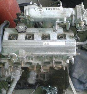 Двигатель 3S на Toyota