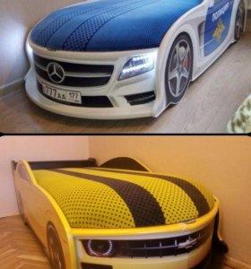 Кровать машина Камаро