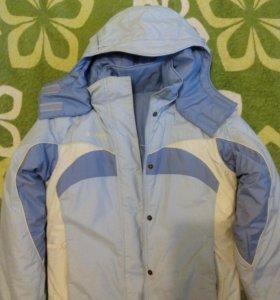 Куртка columbia 14-16л.