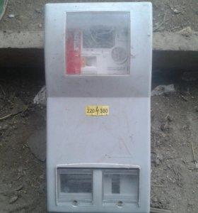 Прибор учета 380вольт 220 вольт