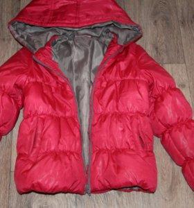 Куртка демисезон 122-128рр.
