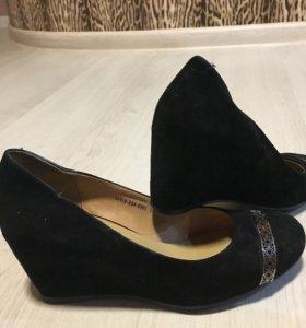 Туфли 👠 на танкетки