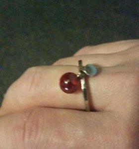 Серебряное кольцо МОРГАН