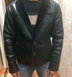 Продам куртку дубленку