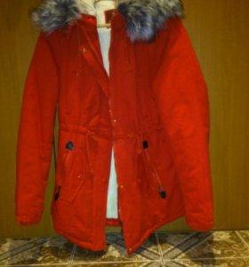 Куртка зимняя (парка)