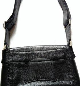 Оригинальная мужская кожаная сумка Enzorossi
