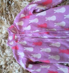 Флисовая одежда Mothercare