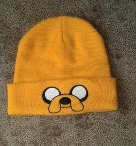Зимняя шапка. Джейк.