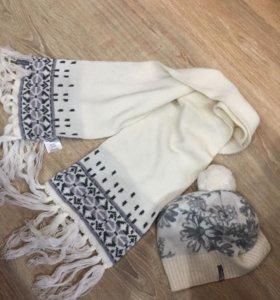 Шапка &шарф