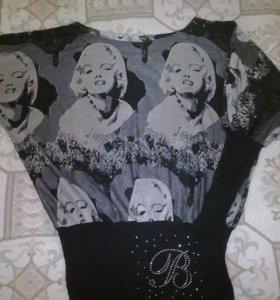 Блузка 48_50 размер