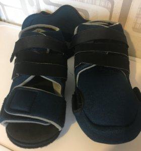 Ботинки Барука - ортопедическая обувь