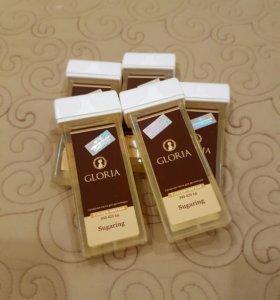 Сахарная паста для депиляции Gloria. Ультра-мягкая