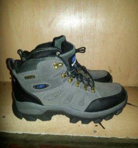 Ботинки для подростка зима