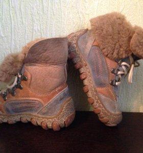 Зимние ботинки Бартек 23 р