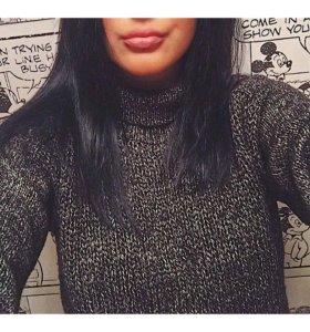 Zara свитер новый