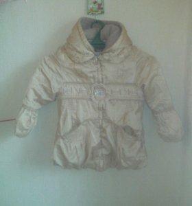 Куртка весна  осень Орби