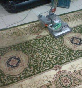 Химчистка ковровых покрытий, чистка матрасов