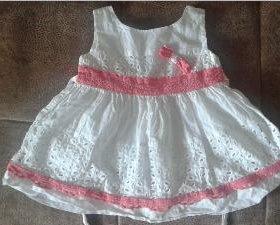 Платье на 4-8 месяцев