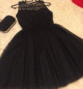 Милое платье )