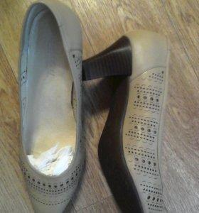 Туфли новые и б/у