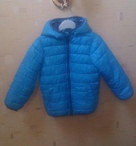 Детская куртка Б/У