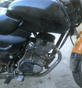 Мотоцикл rocket200cc