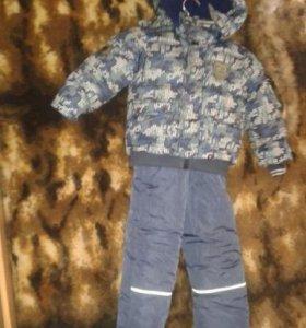 Зимний костюм р. 86