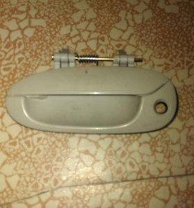 Ручка для двери от киа шума