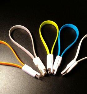 Новый. Кабель магнитный для iPhone 5 6 7