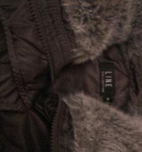 Новая теплая куртка.