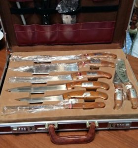 Куханный  набор  ножей