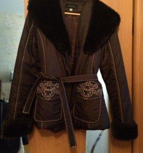 Куртка зимняя (markoff)