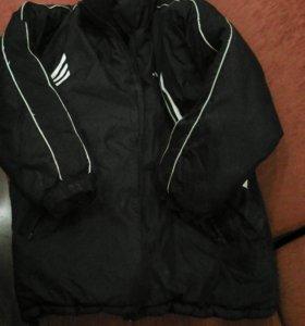 Куртка зима б/у