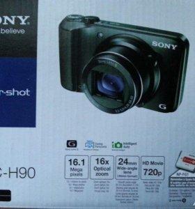 Фотоаппарат      Sony Cyber-shot DSC - H90
